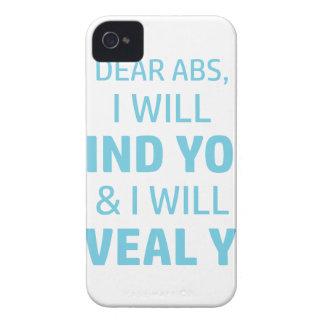 Ab Reveal iPhone 4 Case