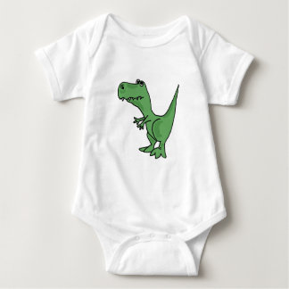 AB- T-Rex Dinosaur baby Outfit Baby Bodysuit