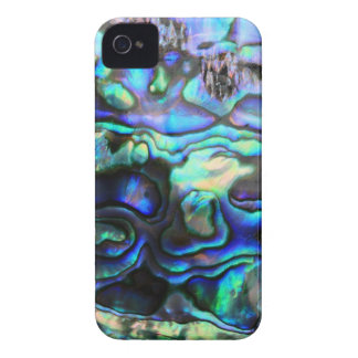 Abalone paua shell iPhone 4 Case-Mate case