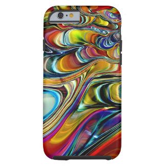 Abalone Shell Abstract Tough iPhone 6 Case