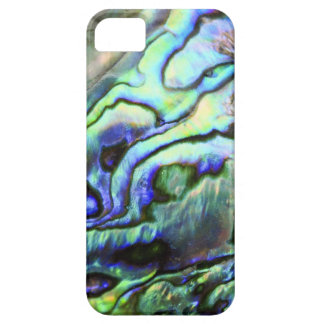Abalone shell green blue paua iPhone 5 case