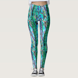 Abalone Shell Leggings