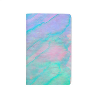Abalone Shell Watercolor mother-of-pearl Shellfish Journals