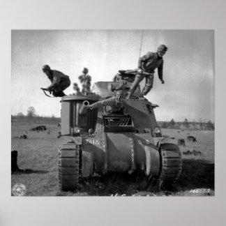 Abandon Tank! Print