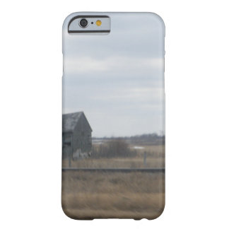Abandoned Farmhouse Canadian Prairies Barely There iPhone 6 Case