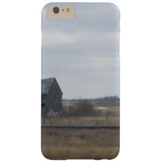 Abandoned Farmhouse Canadian Prairies Barely There iPhone 6 Plus Case