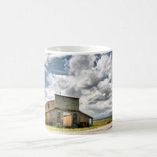 Abandoned general store, Garo, Colorado Coffee Mug