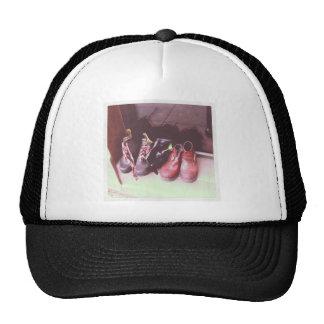 Abandoned Kicks Trucker Hat