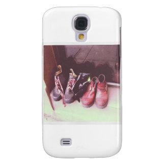 Abandoned Kicks Galaxy S4 Cover