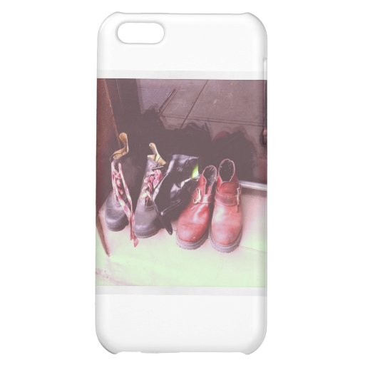 Abandoned Kicks iPhone 5C Covers