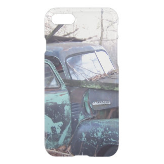 Abandoned Old Retro Truck iPhone 7 Case