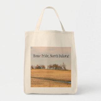 Abandoned Prairie Homestead In North Dakota #3 Tote Bag