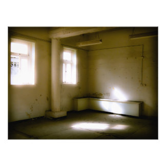Abandoned Room Photo Print