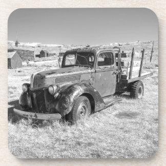 Abandoned Truck Coasters