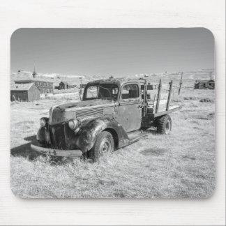 Abandoned Truck Mousepad