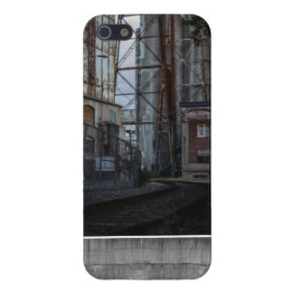 Abandonned industry Phone Case iPhone 5/5S Cases