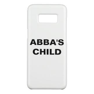 """Abba's Child"" Samsung Galaxy S8 Case"