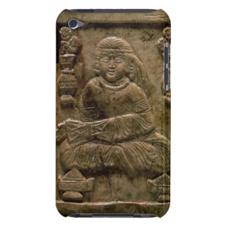 Abbasid Plaque, Iraq or Iran, 12th century (ivory) iPod Touch Case-Mate Case