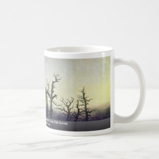 Abbey In The Oakwood Basic White Mug