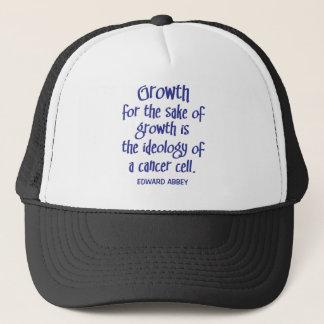 Abbey on Growth Trucker Hat