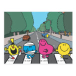 Abbey Road Post Card