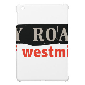 Abbey Road Westminster iPad Mini Covers