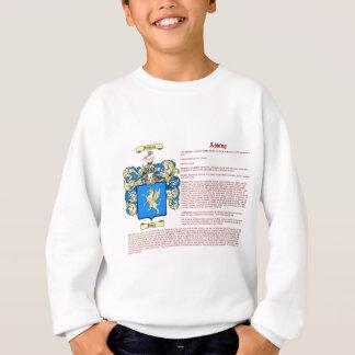 Abbing  (meaning) sweatshirt