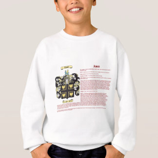 Abbitt (meaning) sweatshirt