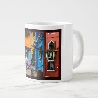 Abbondanza Colorful Italy - Jumbo Mug