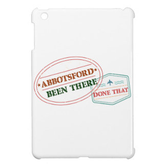 Abbotsford Been there done that iPad Mini Cases
