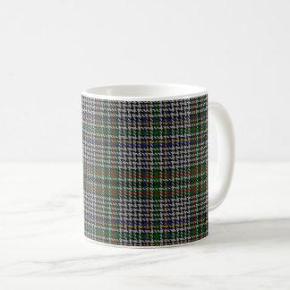 Abbotsford Blue Green Scottish Clan Tartan Mug