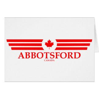 ABBOTSFORD CARD