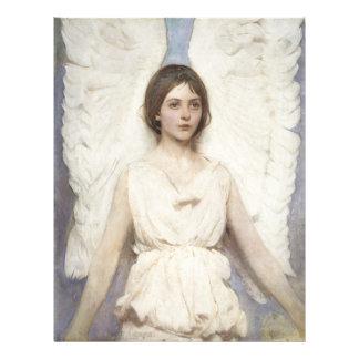 Abbott Handerson Thayer - Angel Full Color Flyer