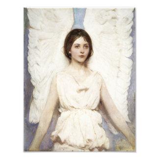 Abbott Handerson Thayer Angel Print Art Photo