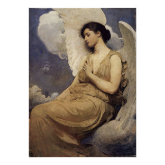 Abbott Handerson Thayer Winged Figure Posters