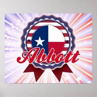 Abbott, TX Posters
