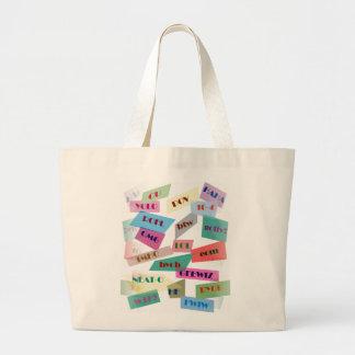 Abbreviations and HaHa Bag