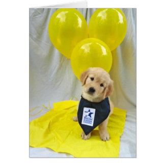 Abby Balloon Card