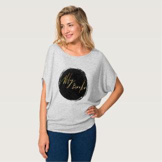 Abby Brooks slouch shirt. T-Shirt