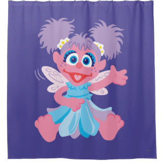 Abby Cadabby Fairy Shower Curtain