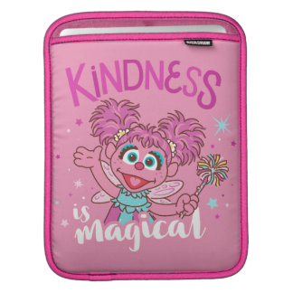 Abby Cadabby - Kindness is Magical iPad Sleeve