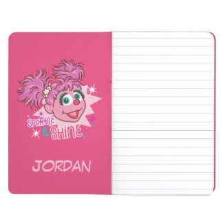 Abby Cadabby - Sparkle & Shine | Add Your Name Journal