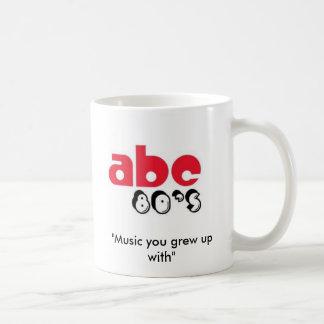 ABC 80S MUG