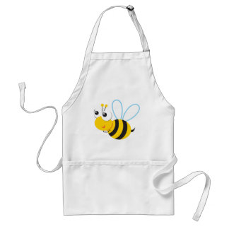 ABC Animals Betty Bee Standard Apron