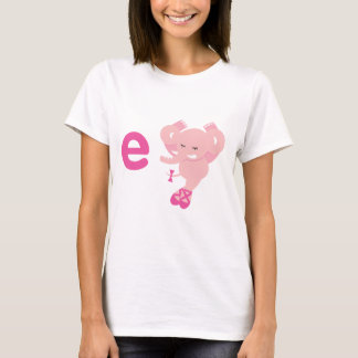 ABC Animals - Ellie Elephant T-Shirt