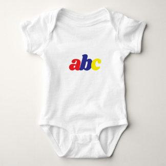 abc baby gear baby bodysuit