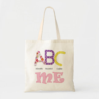 ABC TOTE BAGS