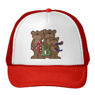 ABC Bears Tshirts and Gifts Cap