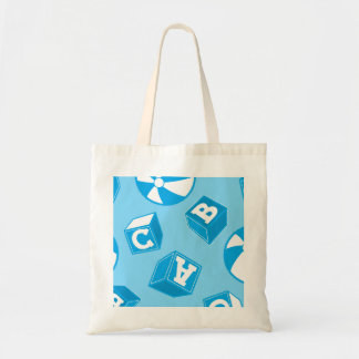 ABC blocks and balls Tote Bag