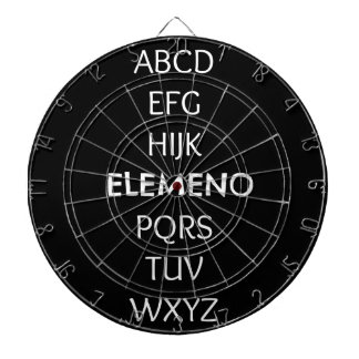 ABC DARTBOARD